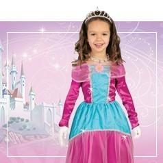 Vestiti Principessa Bambina