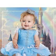 Costumi Principessa Neonato