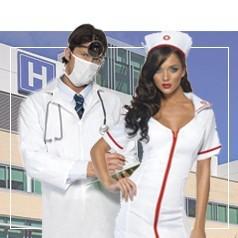 Costumi Dottore Adulto