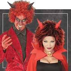 Costumi Diavolo Adulto