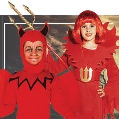 Costumi da Diavoletto per Bambini