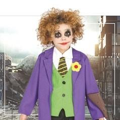 Costumi da Joker per Bambini