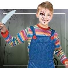 Costumi Assassino Bambino