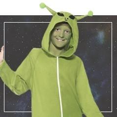 Costumi Alien per Bambini