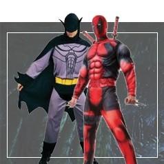 Vestiti da Supereroi Uomo