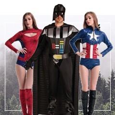 Costumi Supereroi Adulti