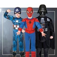 Costumi Supereroi Bambino