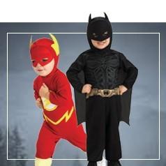 Costumi Supereroi Neonati