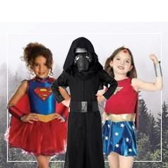 Costumi Supereroi Bambini