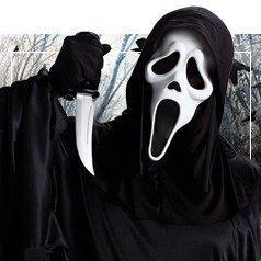 Costumi Scream Adulto