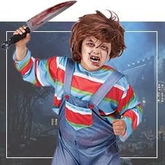 Costumi Chucky per Bambini