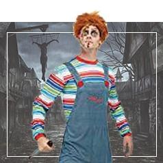 Costumi Chucky Adulto