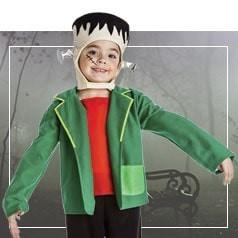 Costumi Frankenstein Bambino