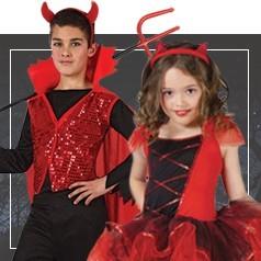 Costumi Demone per Bambini