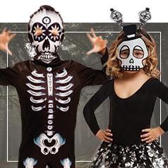 Costumi Teschio per Bambini
