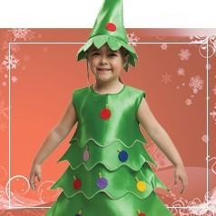Costumi di Natale Bambina