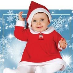 Costumi di Natale per Neonato