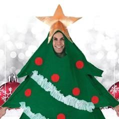 Costumi da Albero di Natale per Adulto