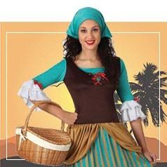 Costumi Pastorella Donna