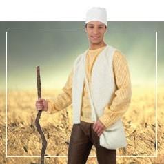 Costumi da Pastore per Adulto