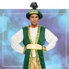 Costumi da Paggio Reale Adulto