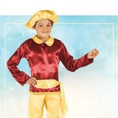 Costumi Paggio per Bambini