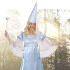 Costumi Fata Donna
