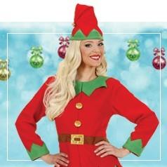 Vestiti Elfo Donna