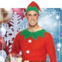 Costumi Elfo Uomo