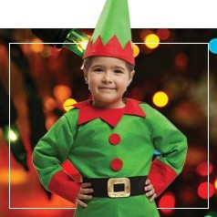Costume da Elfo Bambini