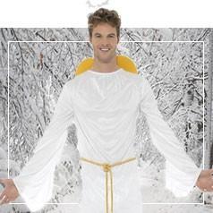 Costumi da Angelo per Uomo