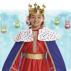 Vestiti da Re Magi per Bambini