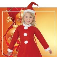 Costumi Mamma Natale per Bambini