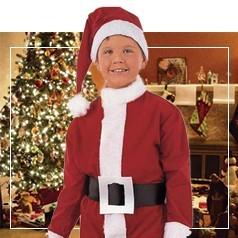 Vestiti Babbo Natale Bambino