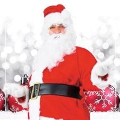 Vestiti Babbo Natale Uomo