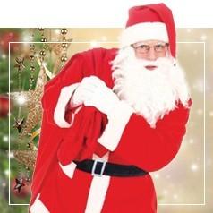 Vestiti Babbo Natale Adulto