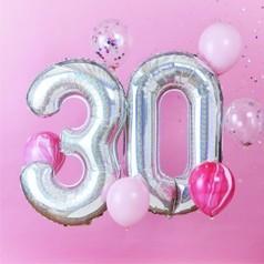 Palloncini 30 Anni
