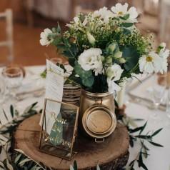 Centrotavola Matrimonio