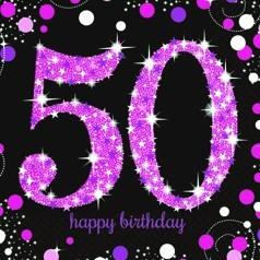 Compleanno 50 Anni Donna