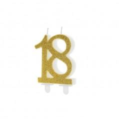 Candele 18 Anni