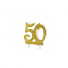 Candeline 50 Anni