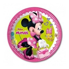 Compleanno Minnie Rosa