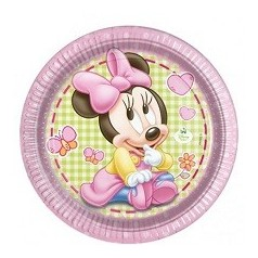Compleanno Baby Minnie