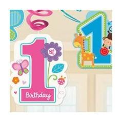 Addobbi Primo Compleanno