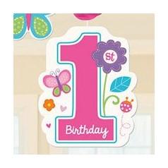 Addobbi Primo Compleanno 1 Anno Economici Compra Online