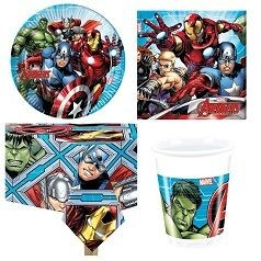 Compleanno Marvel