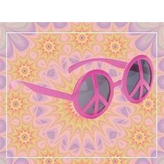 Occhiali Hippie