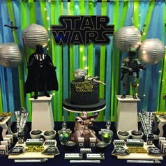 Confettata Star Wars