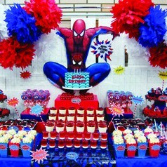 Confettata Spiderman