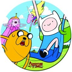 Compleanno Adventure Time